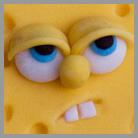 anteprima torta decorata spongebob
