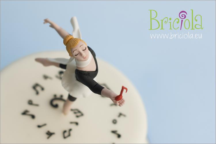 dancer cake - www.briciola.eu