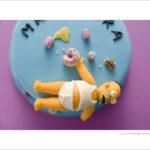 Torta benaugurale - Homer Simpson